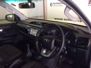 Toyota Hilux 2.4 GD-6 RB SRXS/C - Image 13