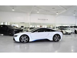 BMW i8 eDrive coupe - Image 1