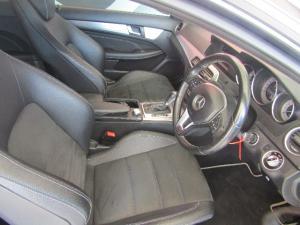 Mercedes-Benz C-Class coupé C180 BlueEfficiency coupé auto - Image 5