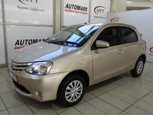 Toyota Etios 1.5 Xi 5-Door - Image 4