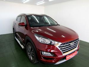 Hyundai Tucson 2.0 Crdi Executive automatic - Image 1