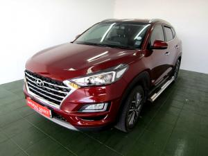 Hyundai Tucson 2.0 Crdi Executive automatic - Image 2
