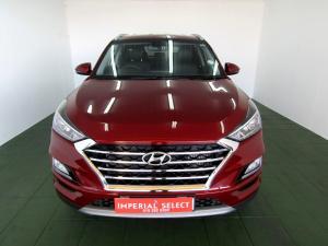 Hyundai Tucson 2.0 Crdi Executive automatic - Image 3