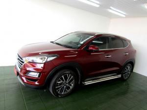 Hyundai Tucson 2.0 Crdi Executive automatic - Image 8