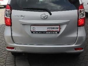Toyota Avanza 1.3 SX - Image 4