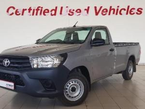 Toyota Hilux 2.4 GDP/U Single Cab - Image 1