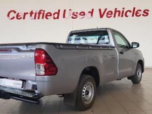 Toyota Hilux 2.4 GDP/U Single Cab - Image 6