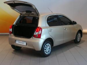Toyota Etios 1.5 Xs/SPRINT 5-Door - Image 10