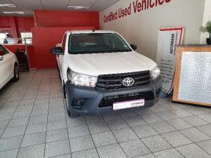 Toyota Hilux 2.4 GDP/U Single Cab - Image 2