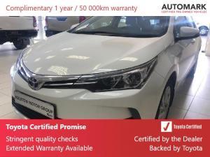 Toyota Corolla 1.6 Prestige - Image 1