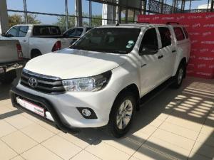 Toyota Hilux 2.4GD-6 double cab SRX - Image 1