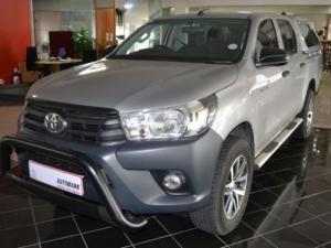 Toyota Hilux 2.4 GD-6 SR 4X4D/C - Image 1