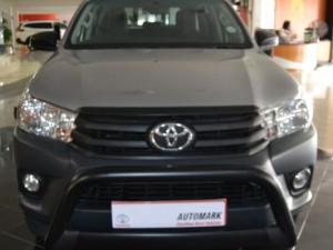 Toyota Hilux 2.4 GD-6 SR 4X4D/C - Image 4