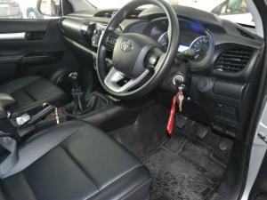 Toyota Hilux 2.4 GD-6 SR 4X4D/C - Image 8