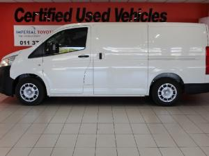 Toyota Quantum 2.8 LWB panel van - Image 4
