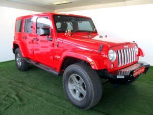 Jeep Wrangler 2.8 CRD Unltd Sahara automatic - Image 1