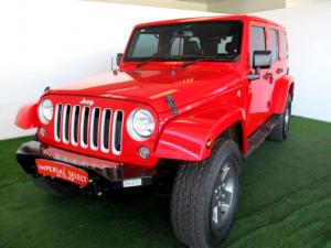 Jeep Wrangler 2.8 CRD Unltd Sahara automatic - Image 2