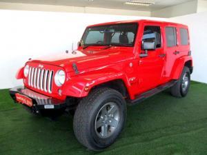 Jeep Wrangler 2.8 CRD Unltd Sahara automatic - Image 3