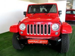 Jeep Wrangler 2.8 CRD Unltd Sahara automatic - Image 8
