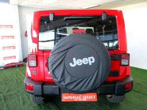 Jeep Wrangler 2.8 CRD Unltd Sahara automatic - Image 9