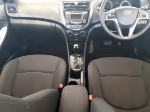 Hyundai Accent 1.6 GLS/FLUID automatic - Image 13