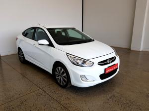Hyundai Accent 1.6 GLS/FLUID automatic - Image 1