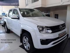 Volkswagen Cape Town Amarok 2.0TDI double cab Comfortline