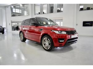 Land Rover Range Rover Sport HSE Dynamic Supercharged - Image 8