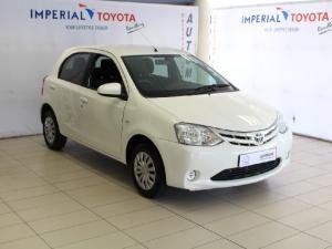 Toyota Etios hatch 1.5 Xi - Image 3