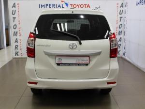 Toyota Avanza 1.3 S panel van - Image 6