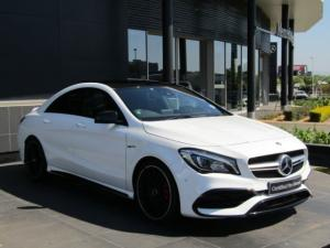 Mercedes-Benz CLA45 AMG - Image 1