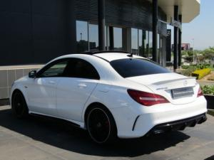 Mercedes-Benz CLA45 AMG - Image 4