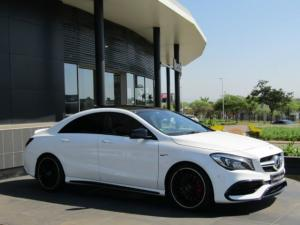 Mercedes-Benz CLA45 AMG - Image 8