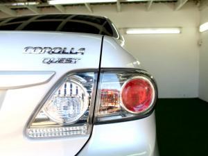 Toyota Corolla Quest 1.6 automatic - Image 21