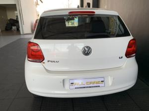 Volkswagen Polo 1.6 Comfortline - Image 4