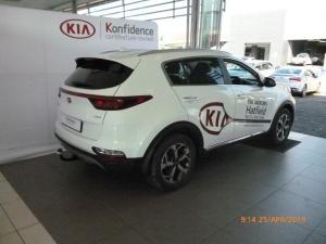 Kia Sportage 2.0 AWD automatic - Image 10