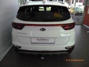 Kia Sportage 2.0 AWD automatic - Image 8