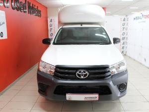 Toyota Hilux 2.4GD (aircon) - Image 2