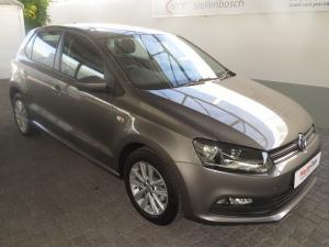 Volkswagen Polo Vivo 1.4 Comfortline - Image 1