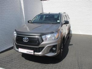 Toyota Hilux 2.4 GD-6 RB SRX automaticD/C - Image 1