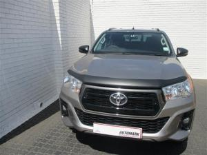 Toyota Hilux 2.4 GD-6 RB SRX automaticD/C - Image 2