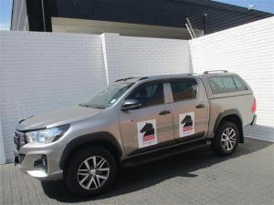 Toyota Hilux 2.4 GD-6 RB SRX automaticD/C - Image 3