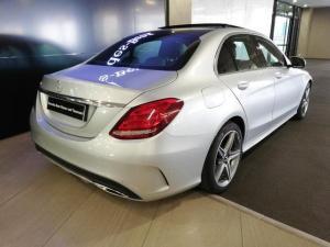 Mercedes-Benz C-Class C200 AMG Line auto - Image 5