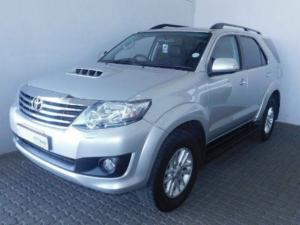 Toyota Fortuner 3.0D-4D Raised Body automatic - Image 1