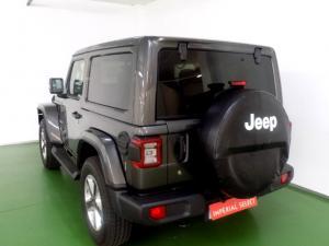 Jeep Wrangler Sahara 3.6 V6 2-Door - Image 2