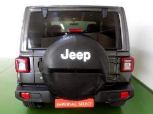 Jeep Wrangler Sahara 3.6 V6 2-Door - Image 4