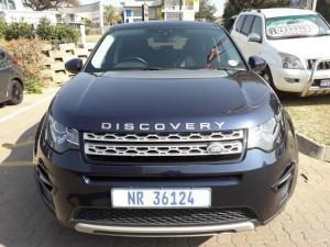 Land Rover Discovery Sport 2.2 SD4 HSE - Image 2