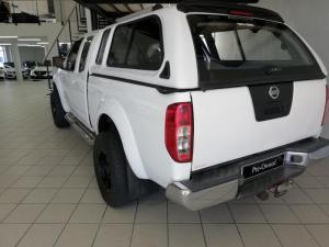 Nissan Navara 2 5 dCi XE K/CAB 4X4S/C