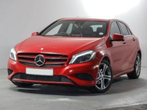 Mercedes-Benz A 220 CDI BE automatic
