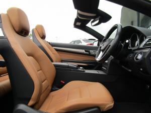 Mercedes-Benz E 400 Cabriolet - Image 12